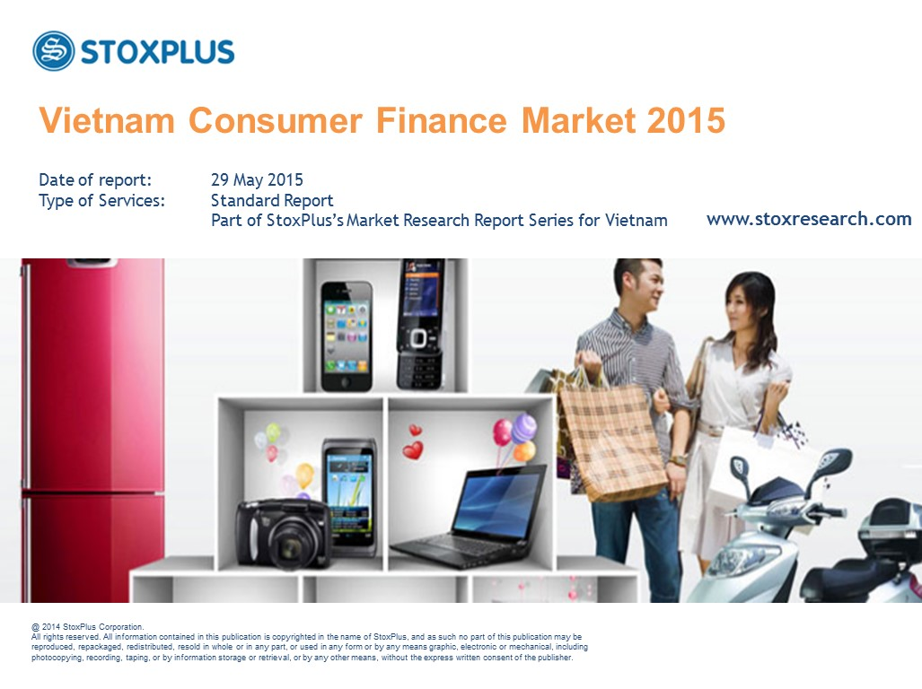 Vietnam Consumer Finance Report 2015