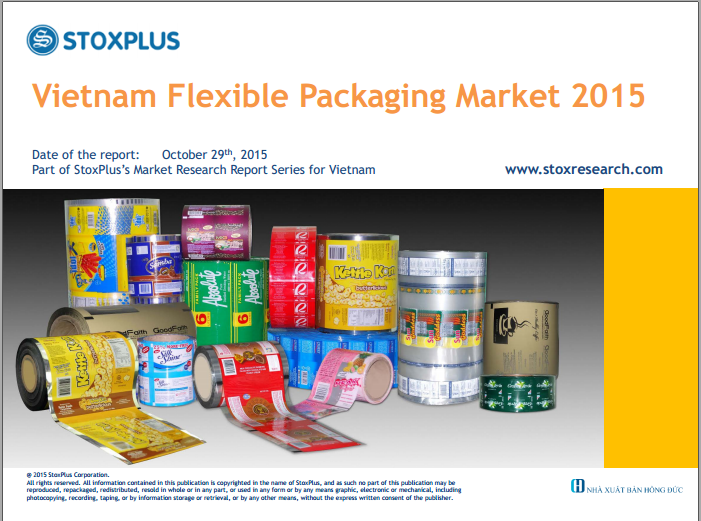 Vietnam Flexible Packaging Market 2015