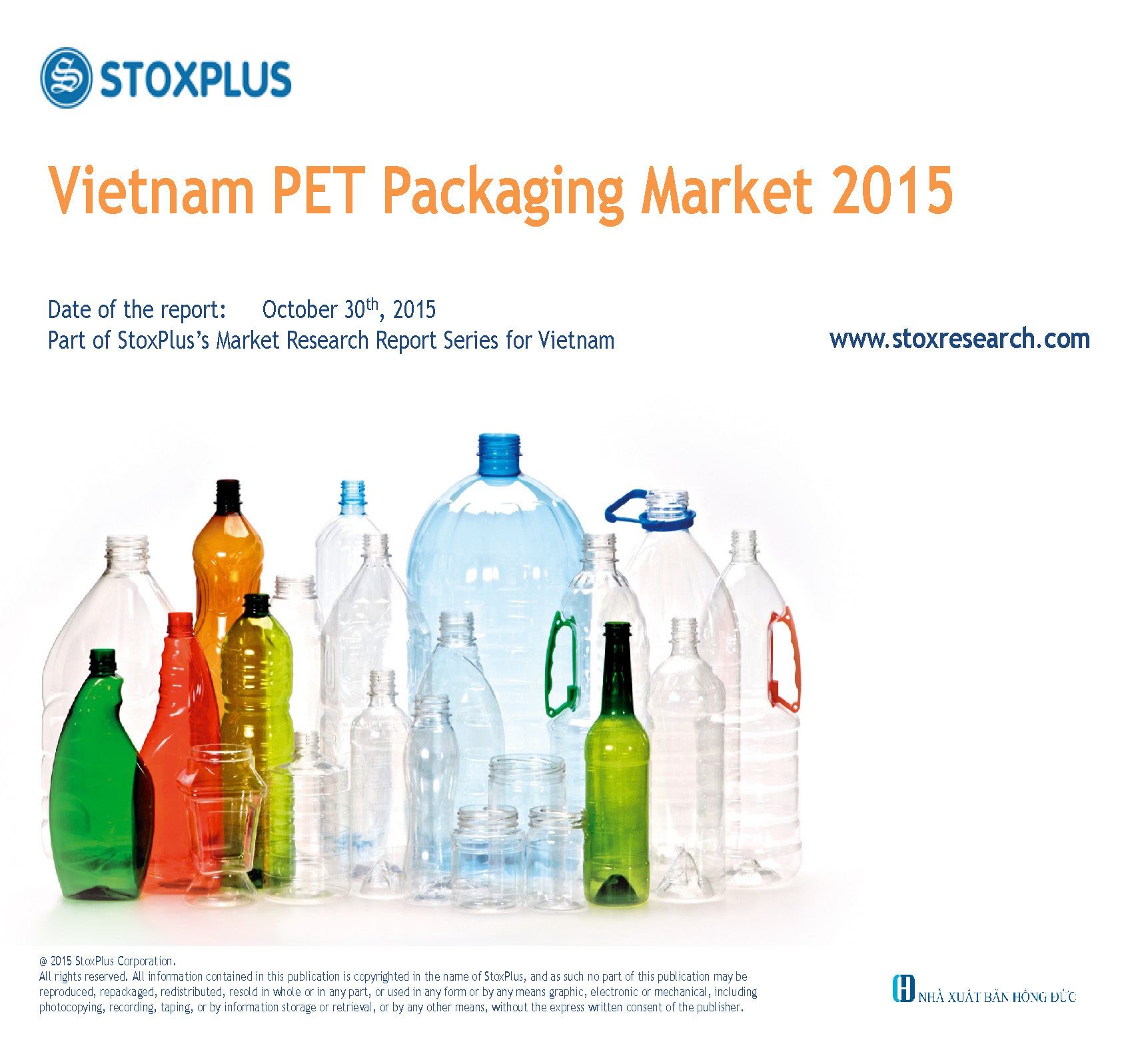 Vietnam PET Packaging Market 2015