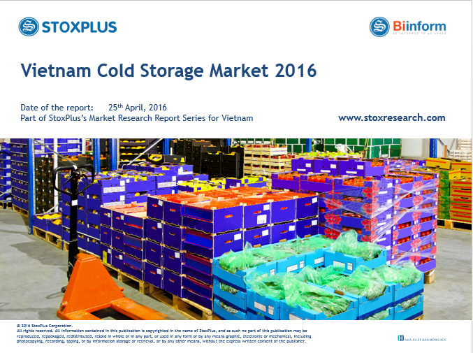 Vietnam Cold Storage Market 2016