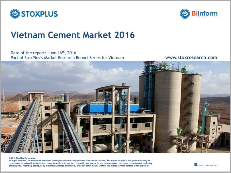 Vietnam Cement Market Report 2016