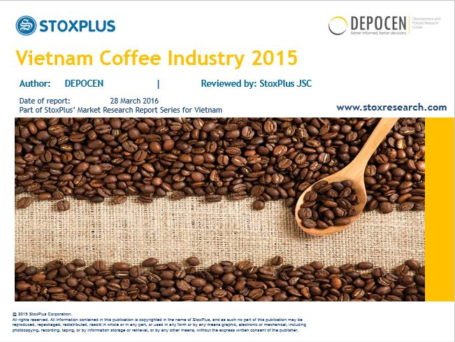 Vietnam Coffee Market 2015