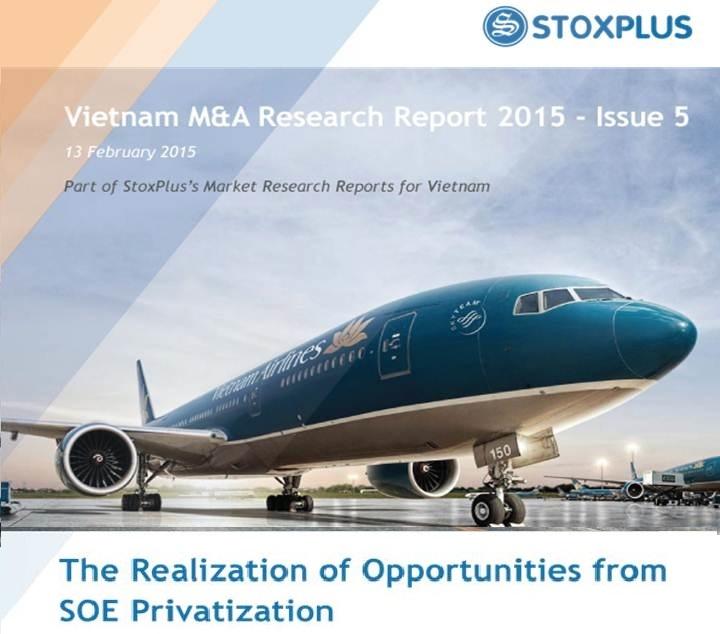 Vietnam M&A Report 2015