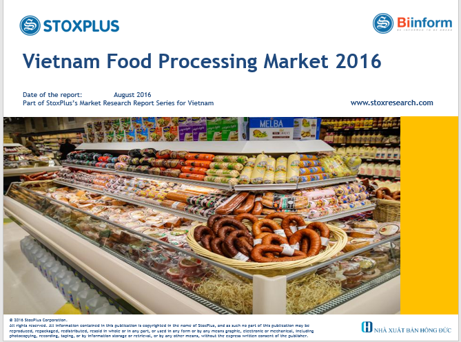 Vietnam Food Processing Market 2016