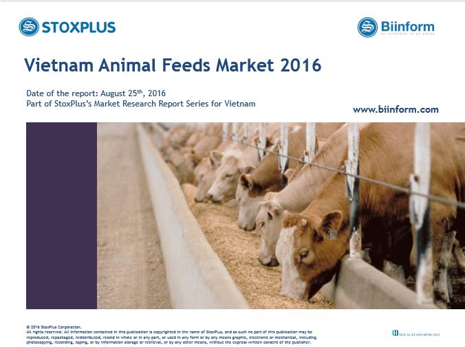 Vietnam Animal Feed Market Report 2016