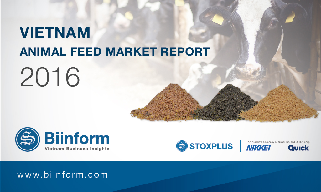Vietnam Animal Feed Market Report 2016
