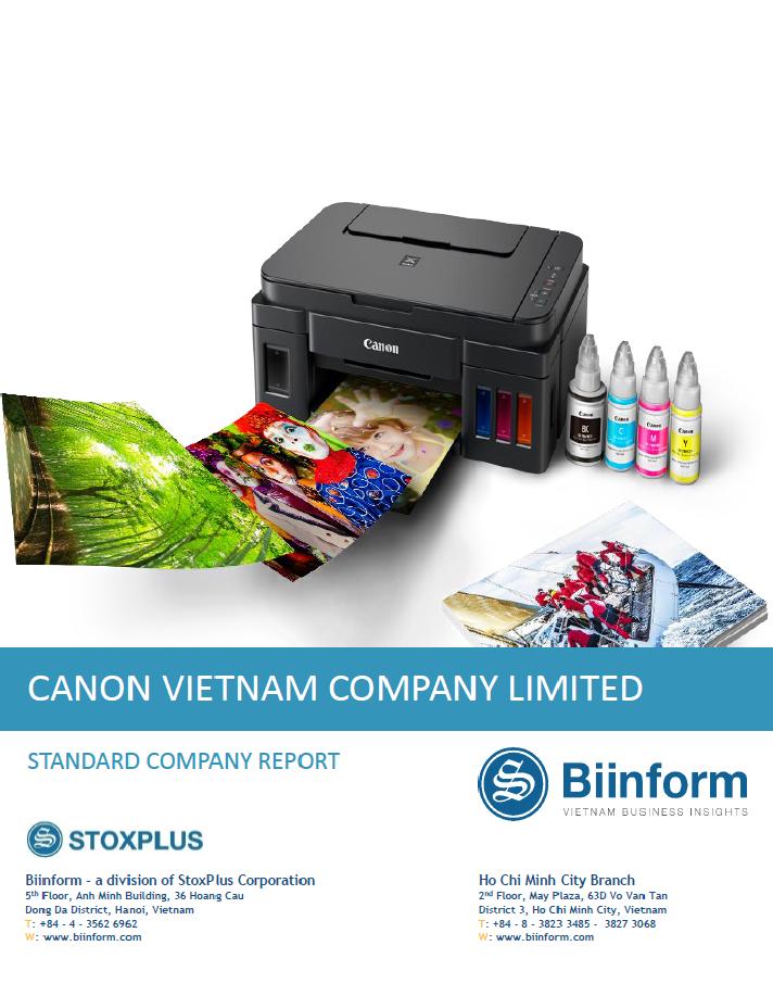 Biinform - SCR - CANON VIETNAM COMPANY LIMITED