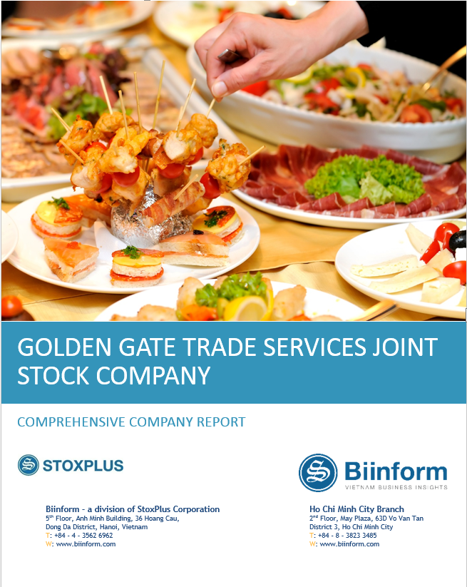 Biinform - CCR - GOLDEN GATE TRADE SERVICES JOINT STOCK COMPANY