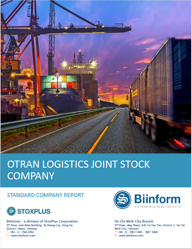 Biinform - SCR - OTRAN LOGISTICS JOINT STOCK COMPANY