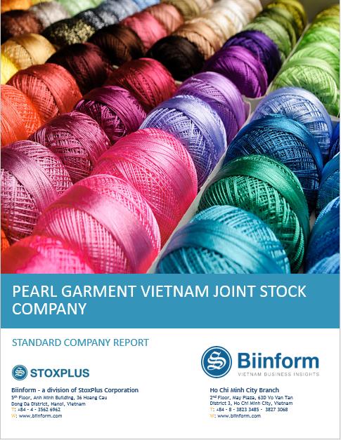 Biinform - Abridge SCR - Pearl Garment Vietnam Joint Stock Company