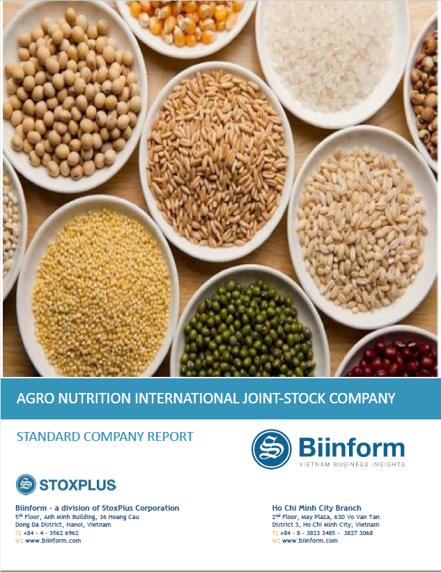 Biinform - SCR - Agro Nutrition International Joint Stock Company
