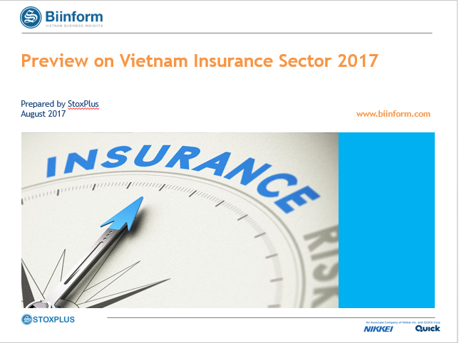 Preview on Vietnam Insurance Sector 2017