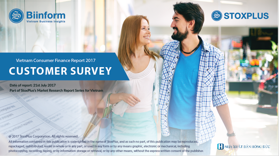 Vietnam Consumer Finance Customer Survey 2017
