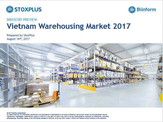 Preview on Vietnam Warehousing Market 2017