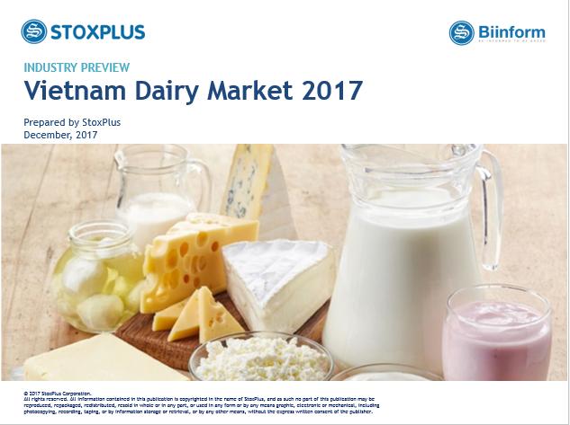 Vietnam Dairy Market 2017