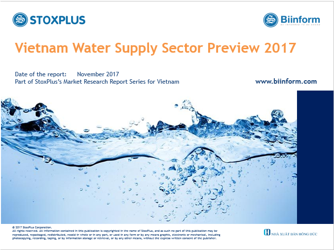 Vietnam Water Supply Sector Preview 2017