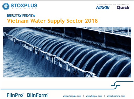 Vietnam Water Supply Sector Preview 2018