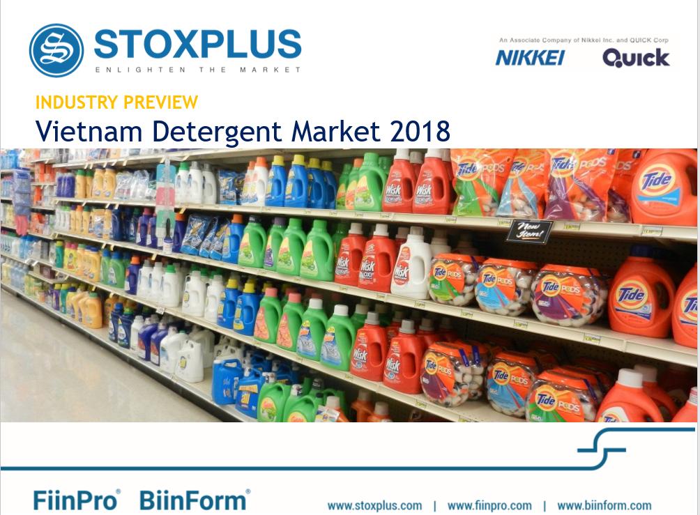 Vietnam Detergent Market 2018