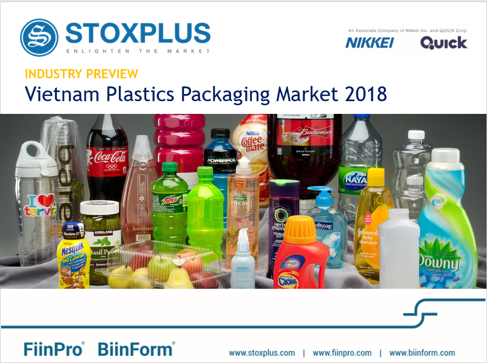 Vietnam Plastics Packaging Market 2018