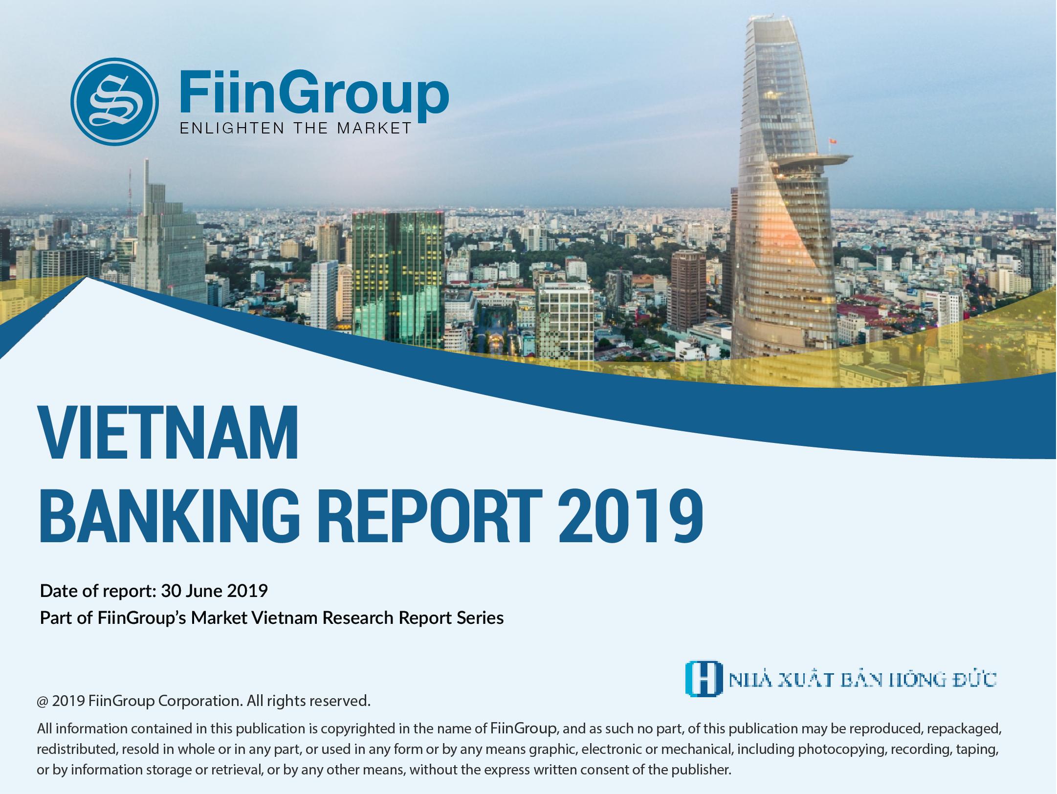 Upcoming release - Vietnam Banking Report 2019