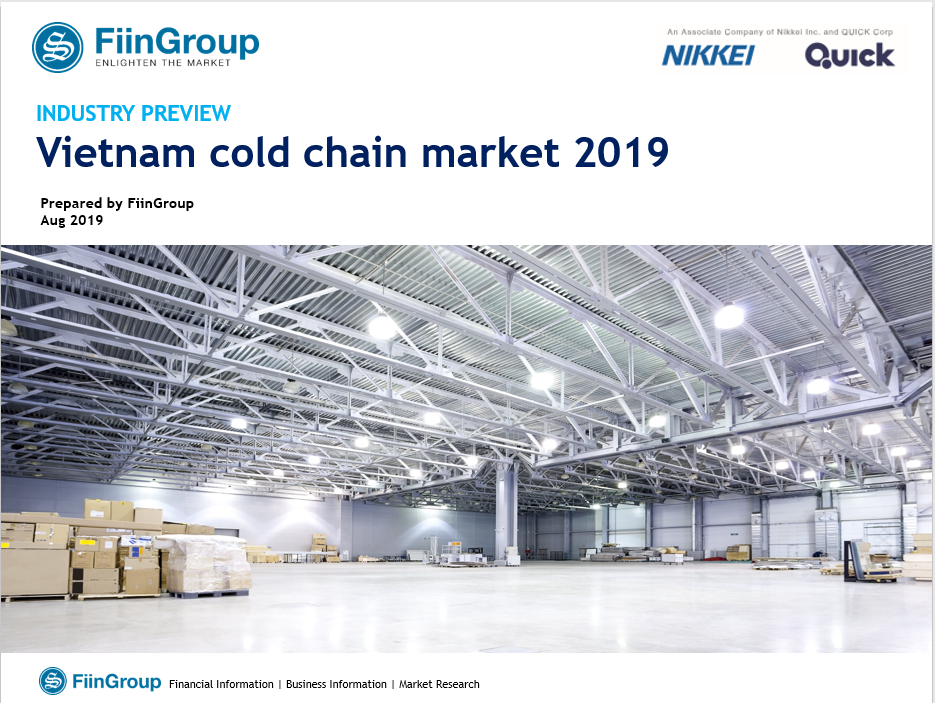 Vietnam Cold Chain Market 2019 Preview