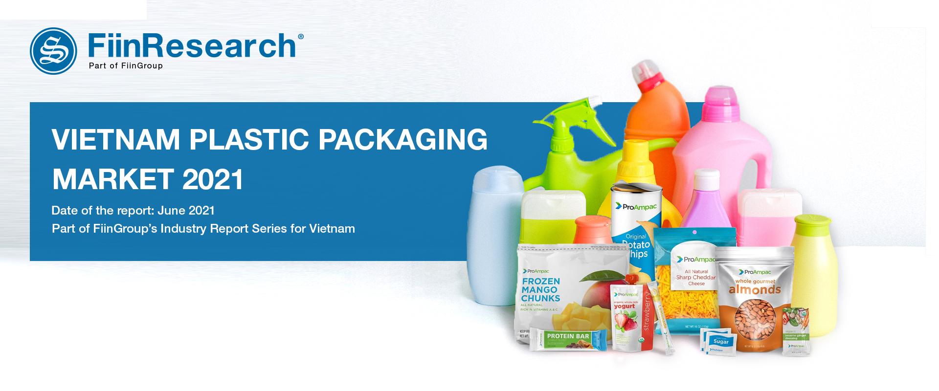 Vietnam Plastic Packaging Market 2021 Report